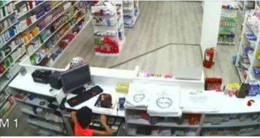 Vídeo em que adulto usa criança para realizar furto revolta internautas